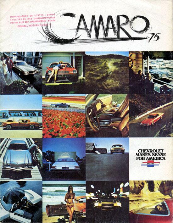 1975 Camaro OEM Brochure (1)