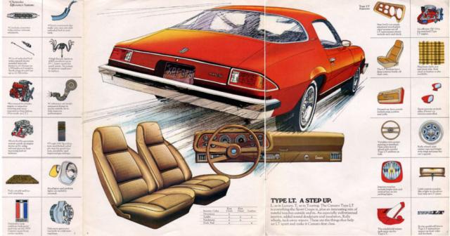 1975 Camaro OEM Brochure (4)