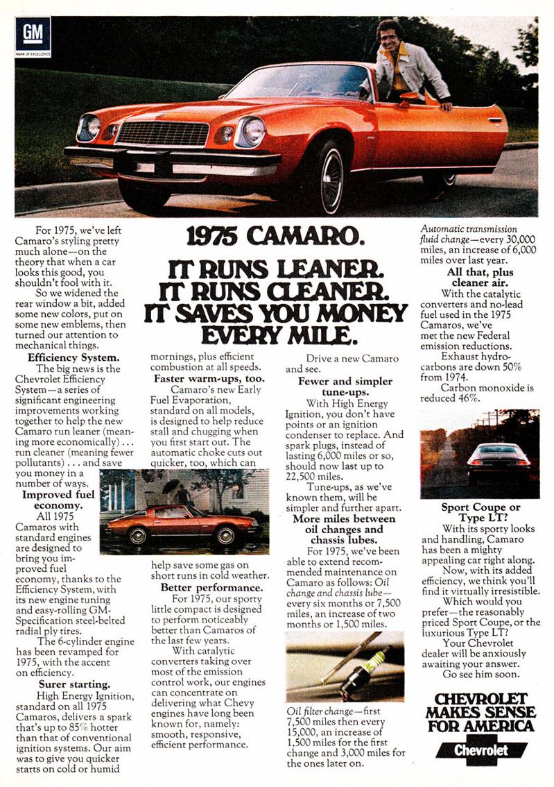 1975 Camaro