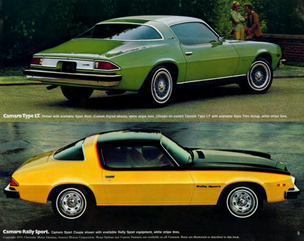 1976 Camaro OEM Brochure (3)