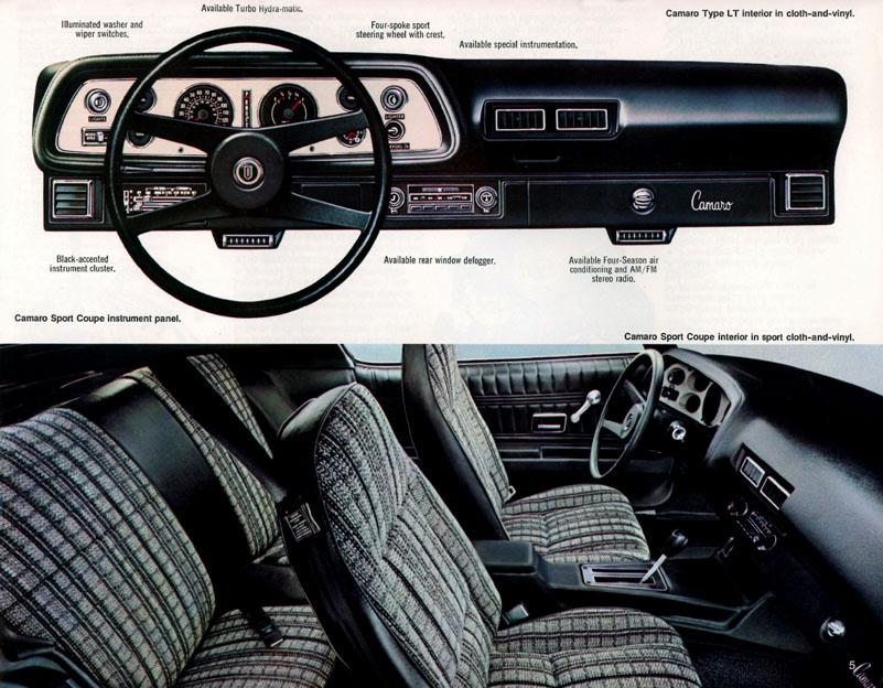 1976 Camaro OEM Brochure (5)