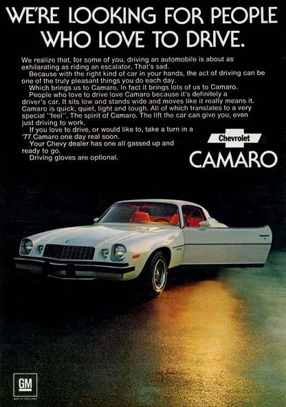 1976 Camaro Ad (1)