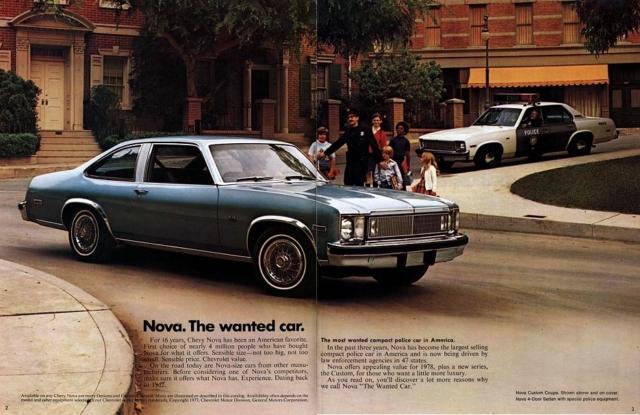 1978 Nova