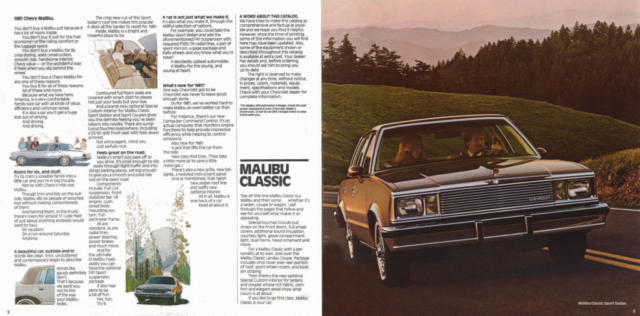1981 Malibu OEM Brochure (2)
