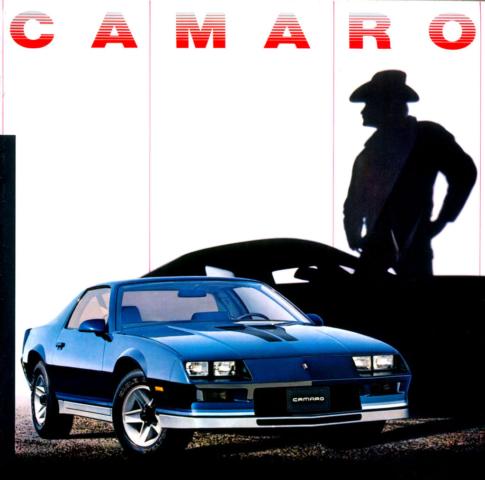 1982 Camaro OEM Brochure (1)
