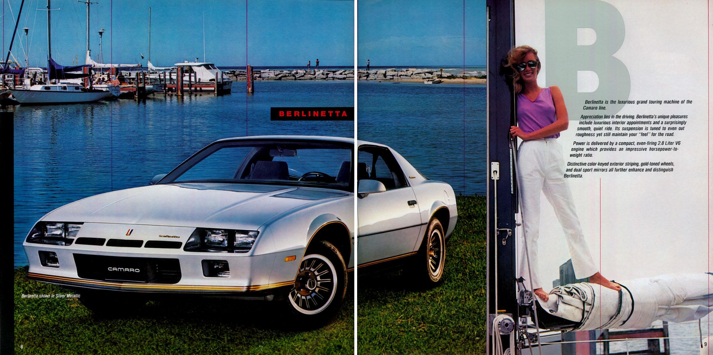 1982 Camaro OEM Brochure (5)