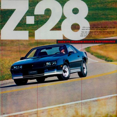 1982 Camaro OEM Brochure (8)