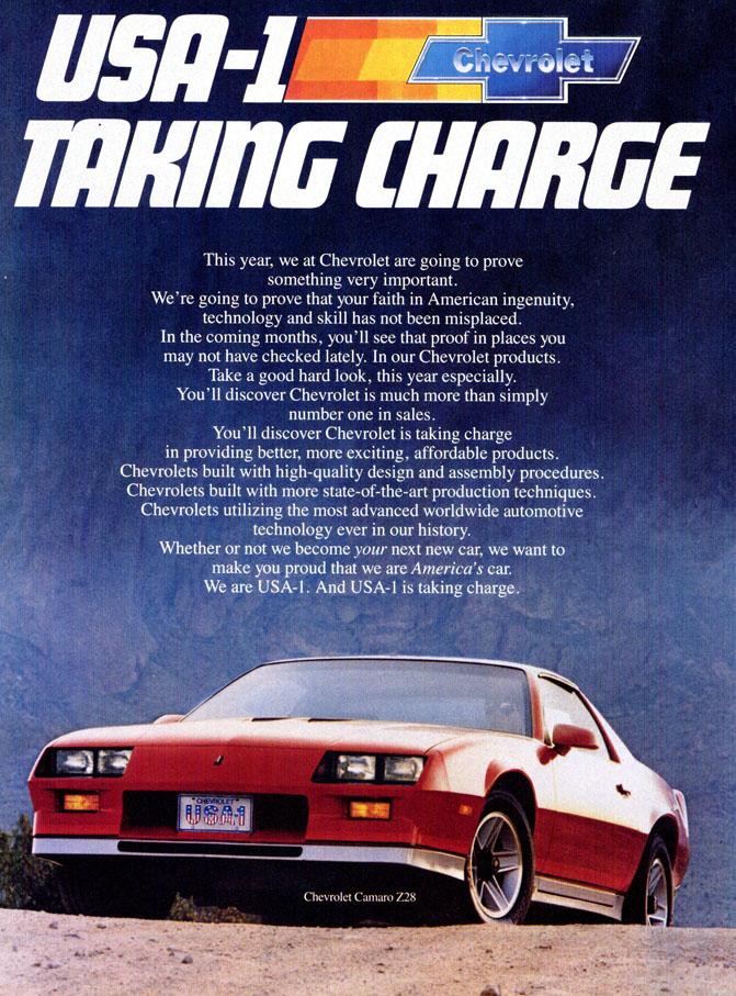 1982 Camaro Chevy Ad (2)