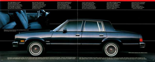 1983 Malibu OEM Brochure (2)