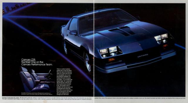 1983 Camaro OEM Brochure (2)