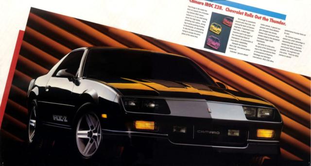 1986 Camaro OEM Brochure (2)