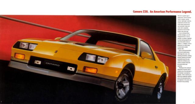 1986 Camaro OEM Brochure (4)