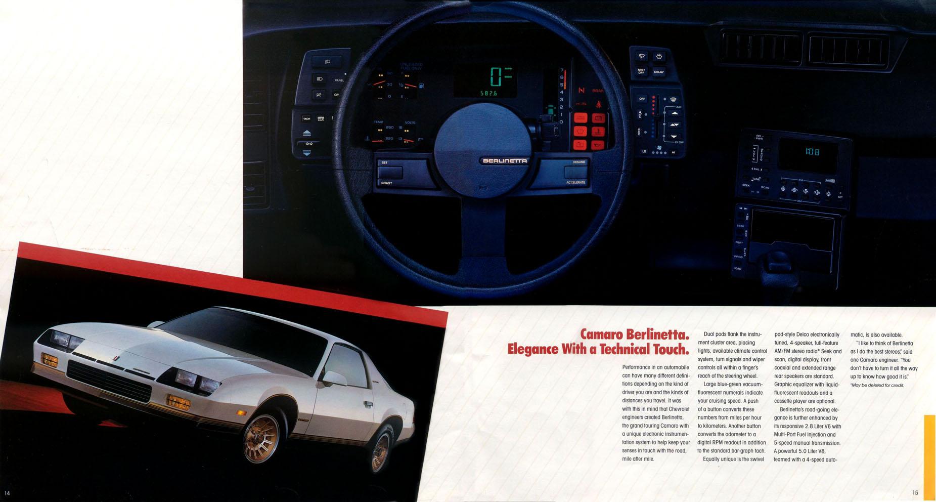 1986 Camaro OEM Brochure (8)