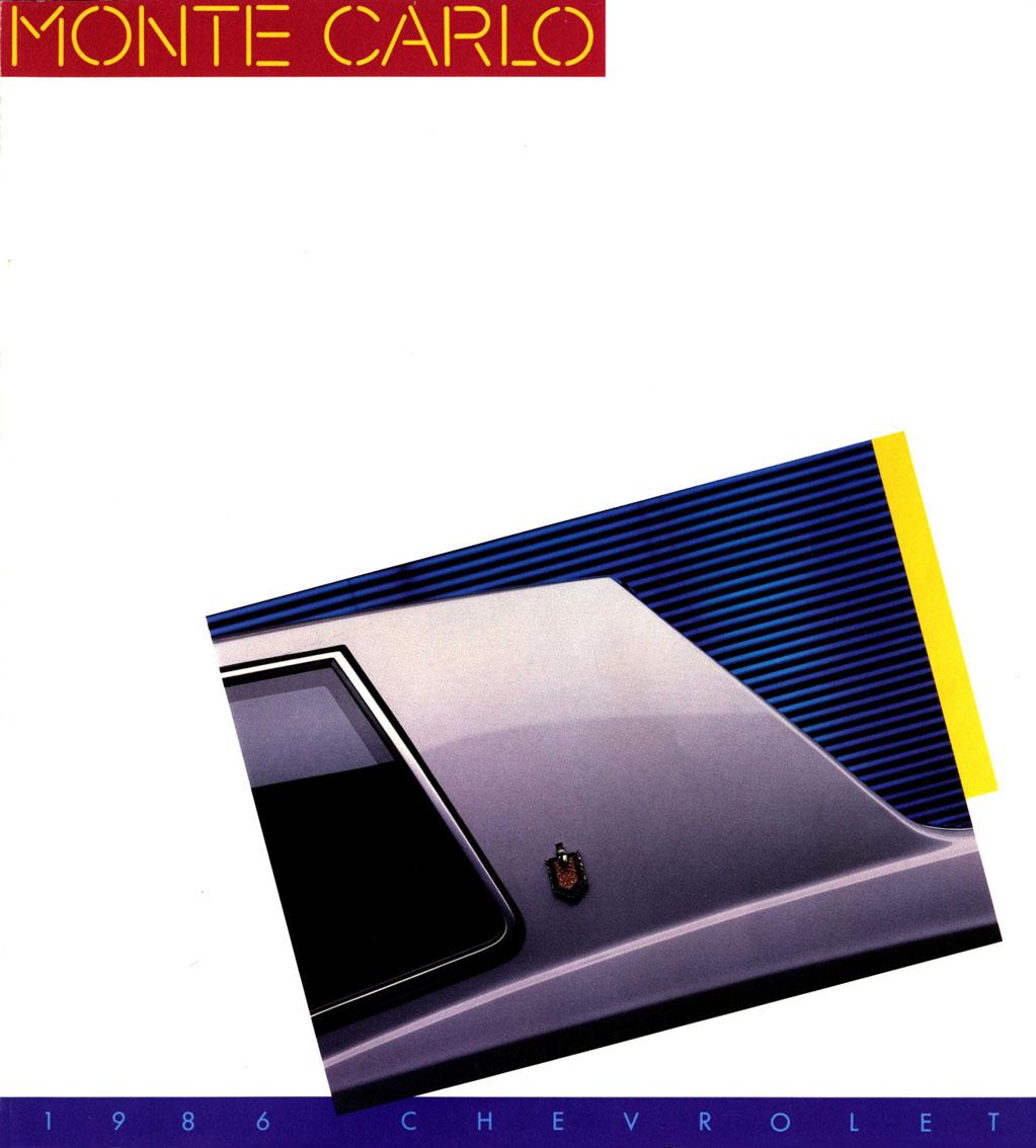 1986 Monte Carlo OEM Brochure (1)