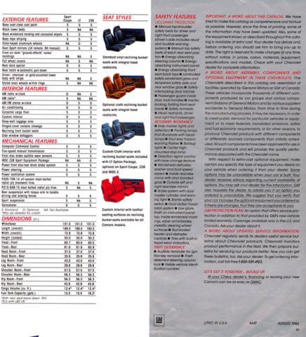 1987 Camaro OEM Brochure (12)