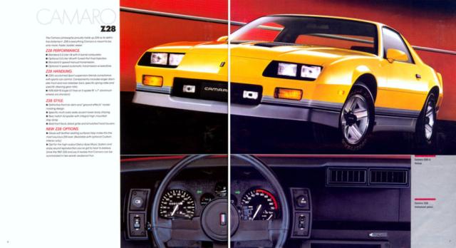 1987 Camaro OEM Brochure (4)