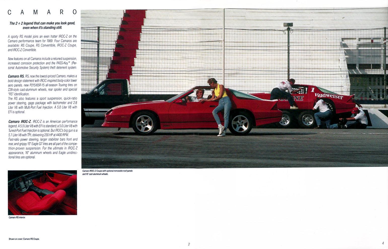 1989 Camaro OEM Brochure (2)