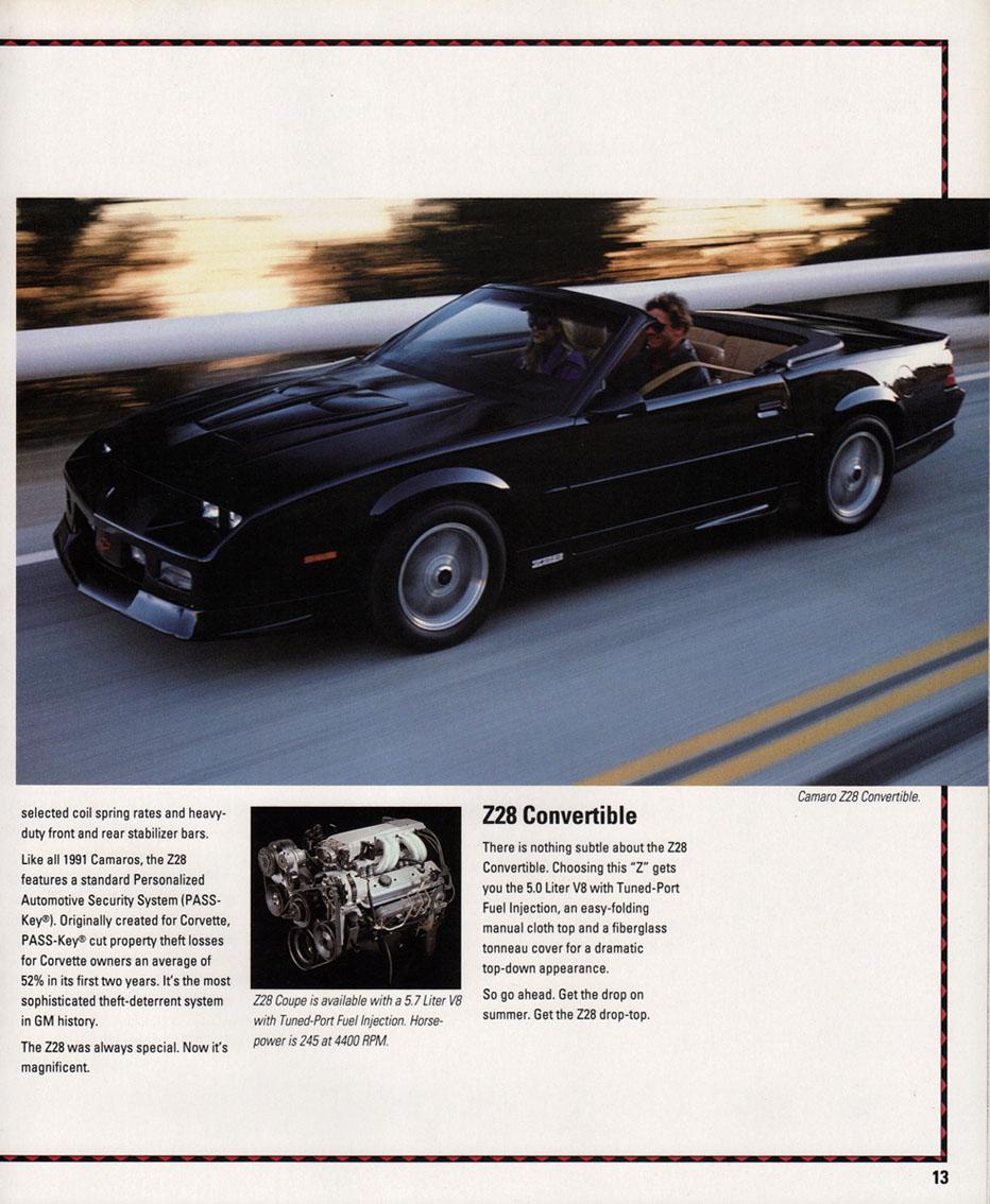 1991 Camaro OEM Brochure (10)