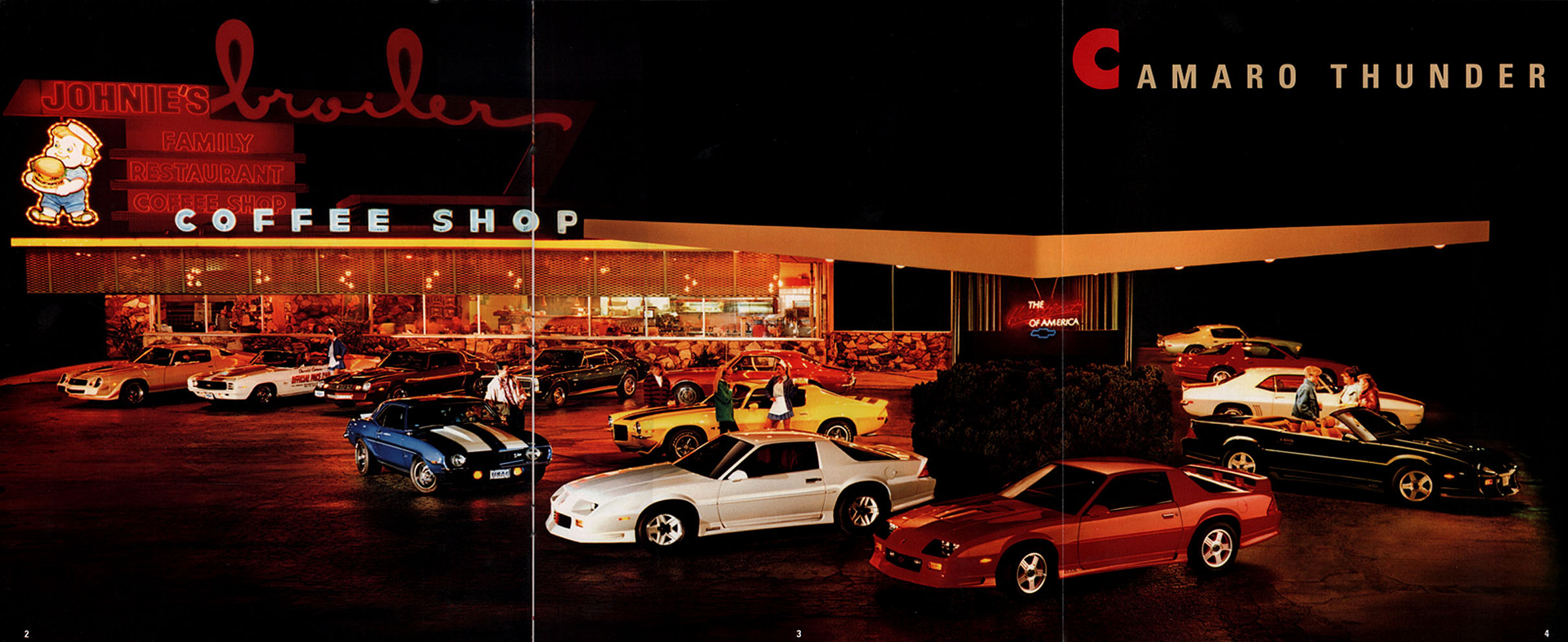 1991 Camaro OEM Brochure (4)
