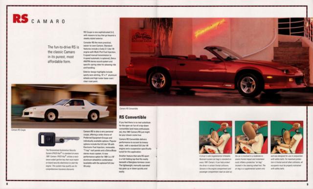 1991 Camaro OEM Brochure (7)