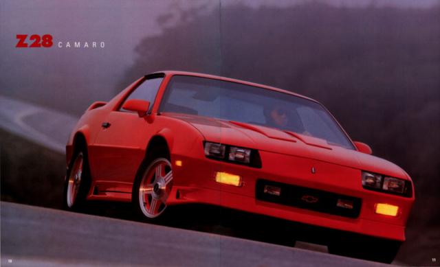 1991 Camaro OEM Brochure (8)