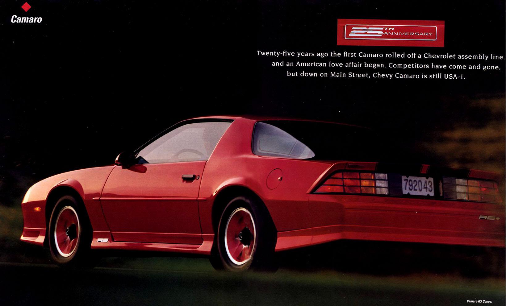 1992 Camaro Ad (1)