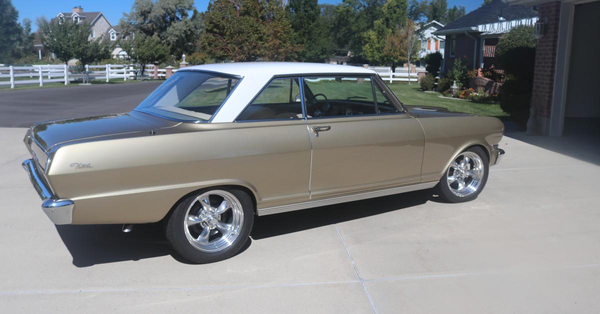 1962 Nova