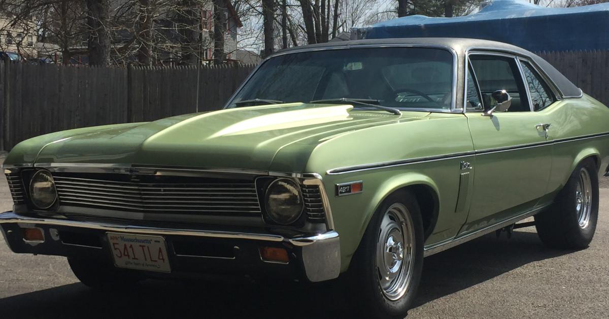 1969 Nova