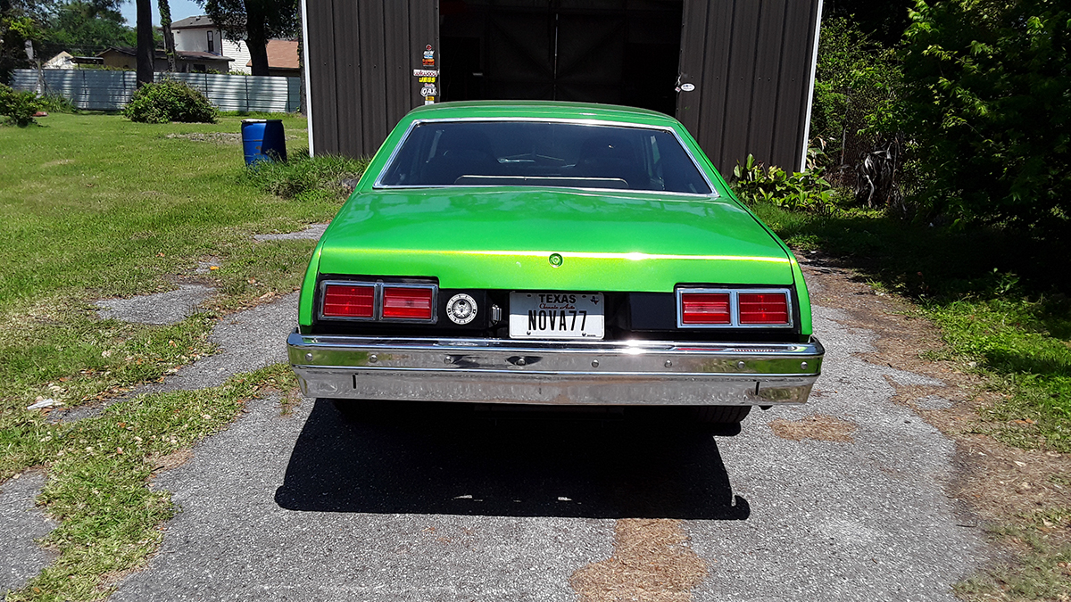 1977 Nova