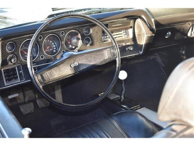 1970 Chevelle Interior
