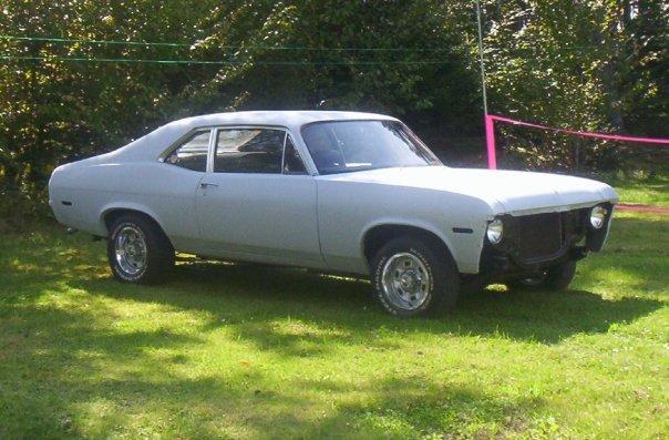 1972 Nova SS
