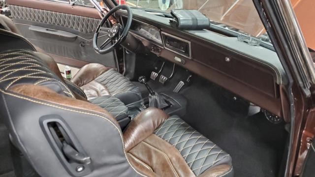 1966 Nova Front Seat & Dash
