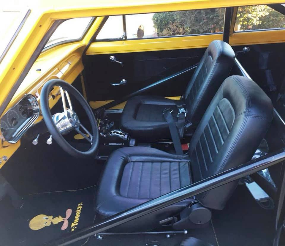 Chevy II 2d Post