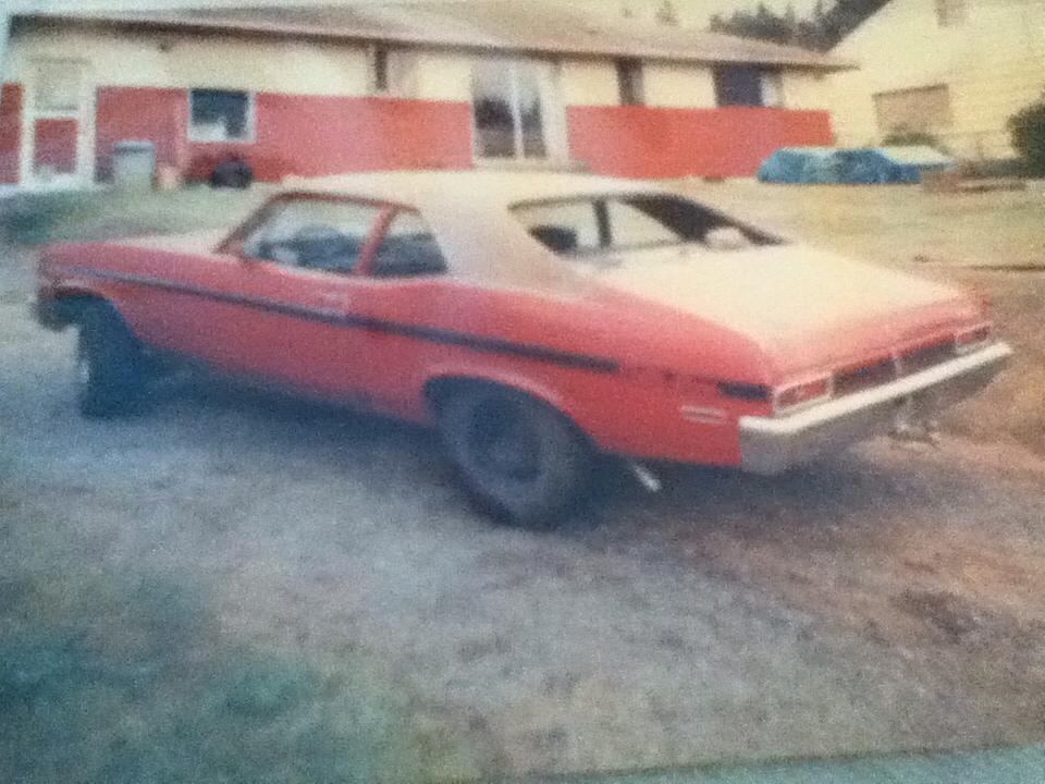 1971 Rally Nova