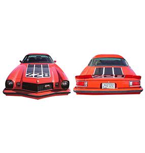 1974 Camaro Stripes