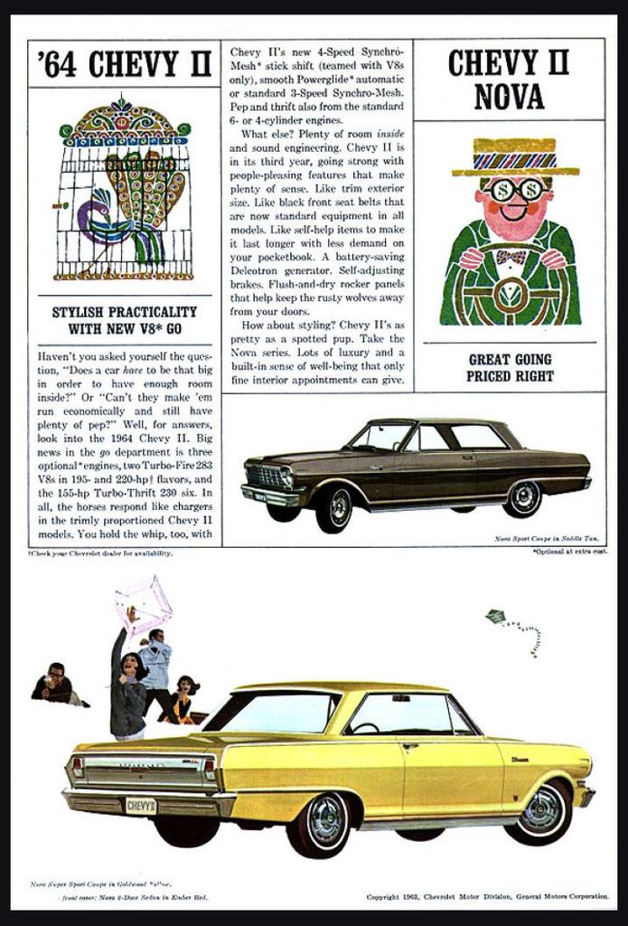 Tolle 1963 Chevy Nova Schaltplan Zeitgenössisch - Elektrische ...
