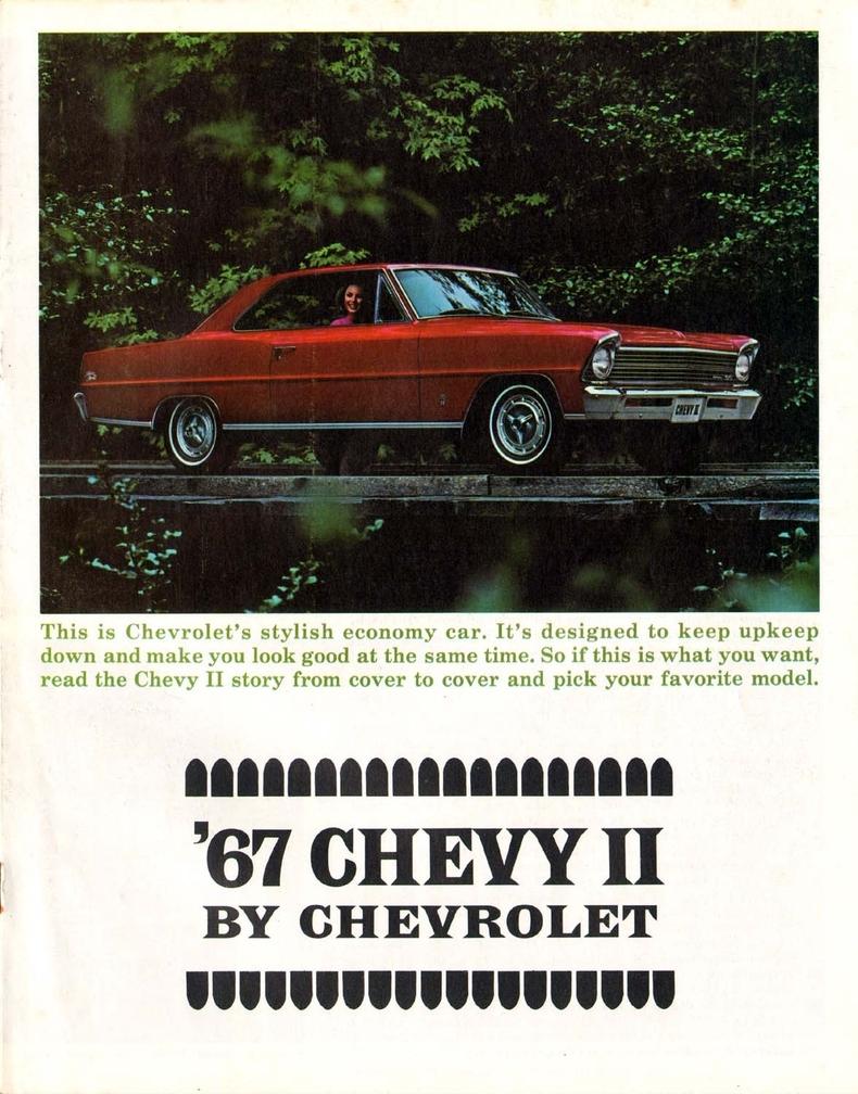 1967 Nova Parts and Restoration Information
