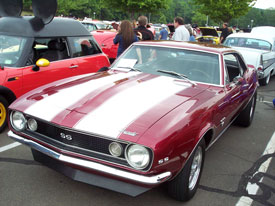 Camaro 1967 on The 1967 Camaro Was Available In Many Different Configurations From