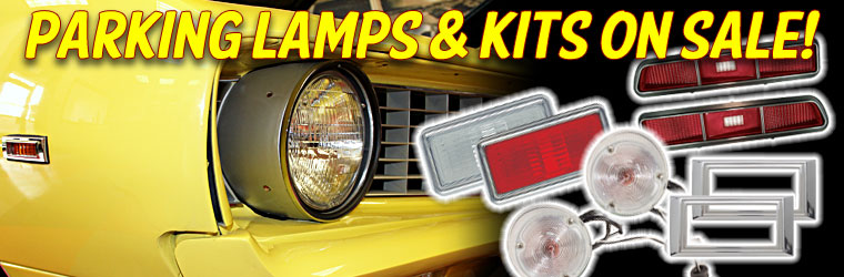 Parking Lamps and Kits On Sale!