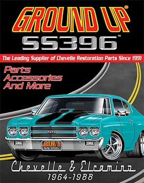 1964-1983 Chevelle Catalog and 1964-1983 El Camino Catalog