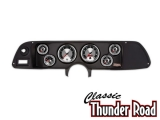 Classic Thunder Road 1970-1978 Camaro Complete Panel American Muscle, Black: 101700811