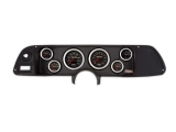 1970-1978 Camaro Thunder Road Concourse Series, Black Face Gauges, Black Dash: 101701911