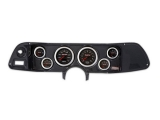1970-1978 Camaro Thunder Road Concourse Series, Black Face Gauges, Carb. Fib. Dash: 101701913
