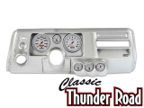 Classic Thunder Road 1969 El Camino with Astro Complete Panel, Ultra-Lite 2, Brushed Aluminum