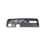 6 Gauge Auto Meter Panels, SS Style Dash
