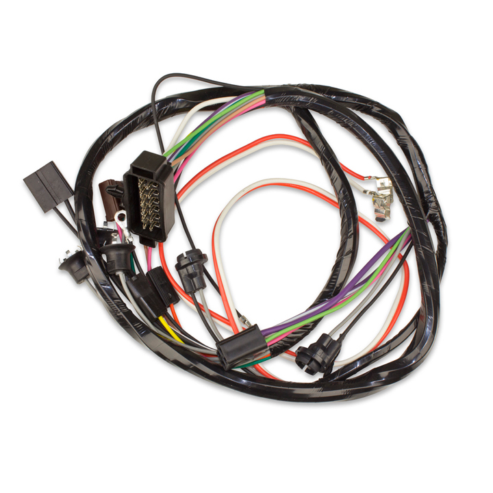 1968 Camaro Console Harness For Automatic Transmission