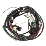 1968 Camaro Forward Lamp Harness For V8 Standard