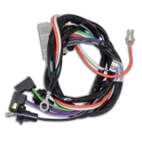 1968-1972 Chevelle Console Harness, Automatic