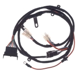 1967 Camaro Left Side Power Window Harness With Crossover