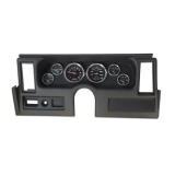6 Gauge Auto Meter Panels with Vents